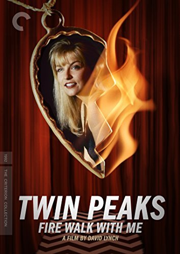 Twin Peaks Fire Walk With Me Maclachlan Lee Kelly Isaak DVD Criterion