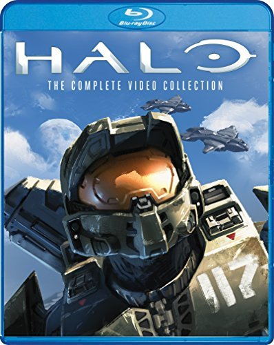 Halo The Complete Video Collection Blu Ray