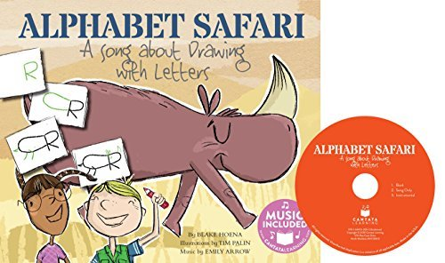 Blake Hoena Alphabet Safari A Song About Drawing With Letters