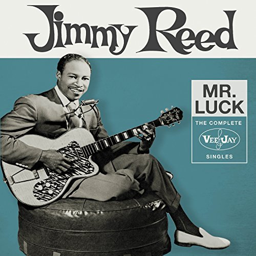 Jimmy Reed Mr. Luck Complete Vee Jay Singles 3 CD