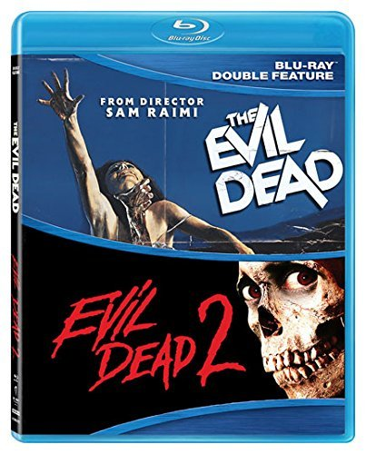 Evil Dead Double Feature Blu Ray Nr