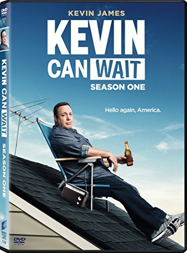 Kevin Can Wait Season 1 DVD