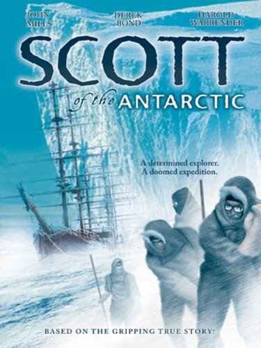 Scott Of The Antarctic Mills Bond Warrender