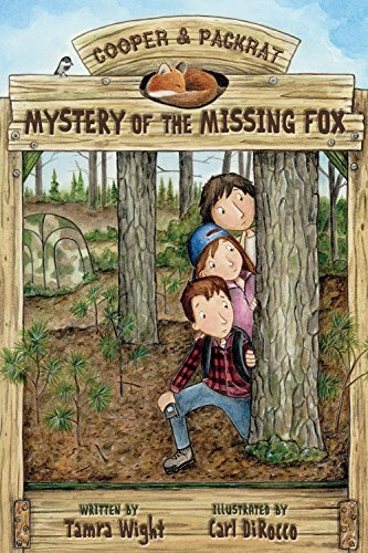 Tamra Wight Mystery Of The Missing Fox