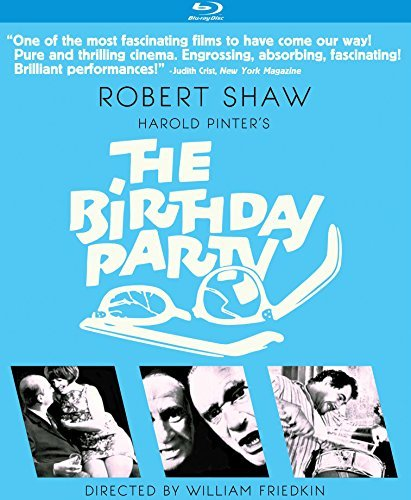 The Birthday Party Shaw Magee Blu Ray G