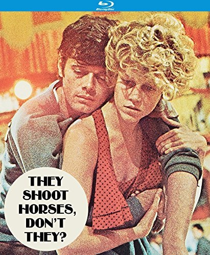 They Shoot Horses Don't They Fonda Sarrazin Blu Ray Pg