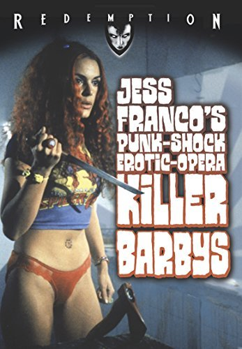 Killer Barbys Killer Barbys DVD Unrated