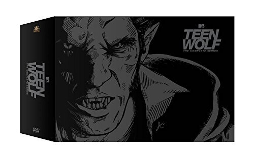 Teen Wolf The Complete Series DVD