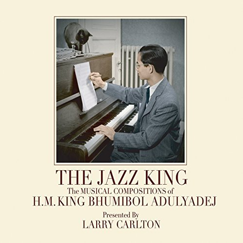 Larry Carlton Jazz King Musical Composition