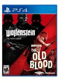 Ps4 Wolfenstein The Two Pack