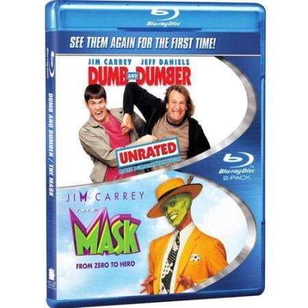 The Mask Dumb & Dumber Double Feature