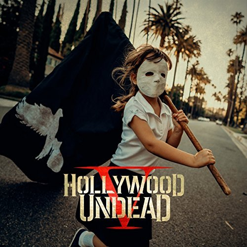 Hollywood Undead Five Import Gbr