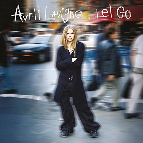 Avril Lavigne Let Go 180 Gram 2lp