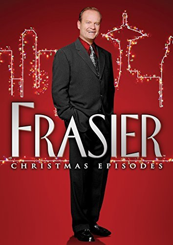 Frasier Christmas Episodes DVD