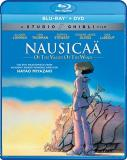Nausicaä Of The Valley Of The Wind Miyazaki Blu Ray DVD Pg