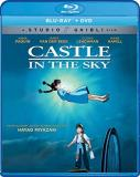 Castle In The Sky Studio Ghibli Blu Ray DVD Pg
