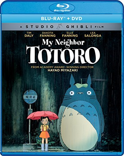 My Neighbor Totoro Studio Ghibli Blu Ray DVD G
