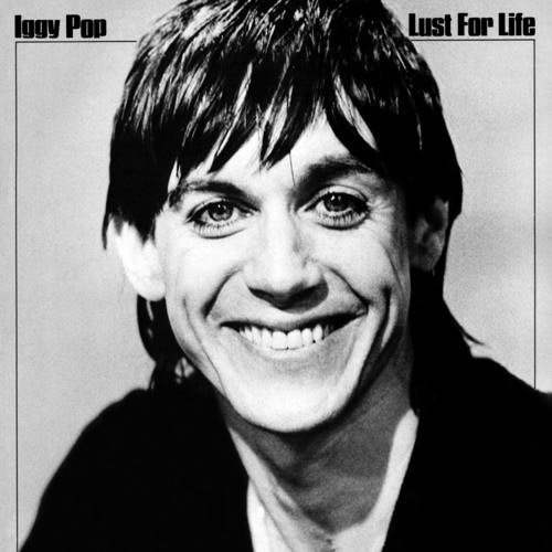 Iggy Pop Lust For Life (red) Lp