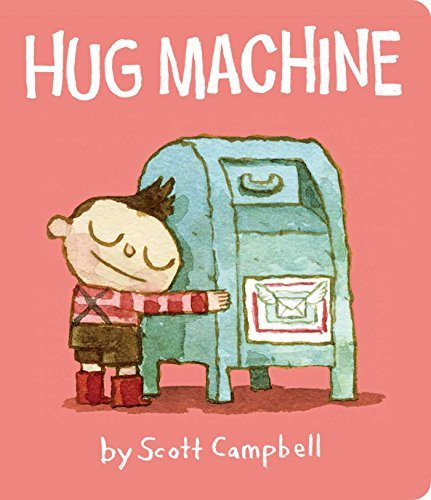 Scott Campbell Hug Machine