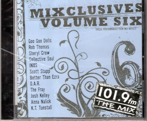 Mixclusives Volume Six Mixclusives Volume Six