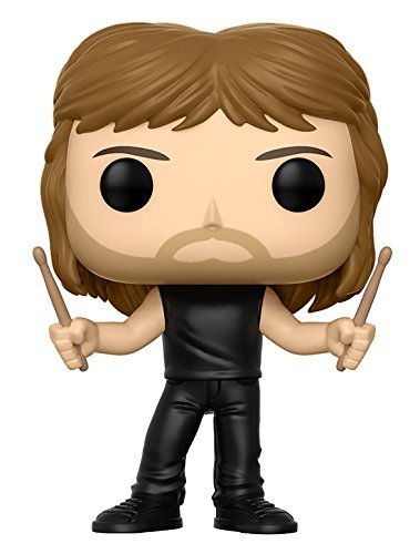 Toy Pop! Rocks Metallica Lars Ulrich