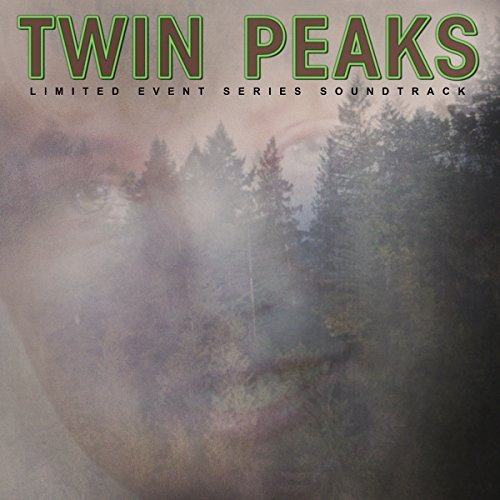 Twin Peaks Limited Event Series Soundtrack (neon Green Vinyl) 2 Lp 140 Gram Neon Green Vinyl Indie Exclusive