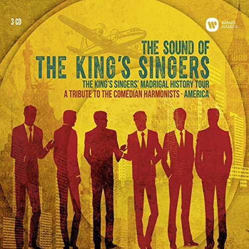 The King Singers The Sound Of The King's Singers 3cd