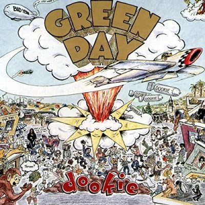 Green Day Dookie (pic Disc) Vinyl Picture Disc