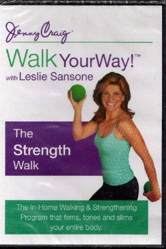 Leslie Sansone Walk Your Way With Leslie Sansone The Strength W