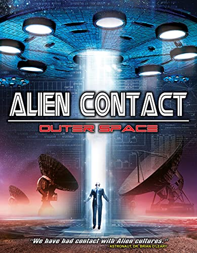 Alien Contact Outerspace Alien Contact Outerspace DVD Nr
