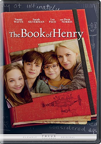 Book Of Henry Watts Lieberher DVD Pg13