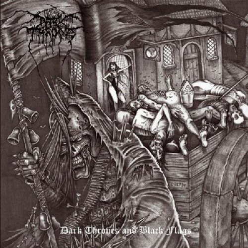 Darkthrone Dark Thrones & Black Flags Import Gbr