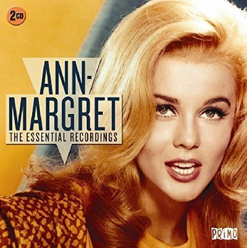 Ann Margret Essential Recordings Import Gbr 2cd