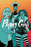 Brian K. Vaughan Paper Girls Volume 4