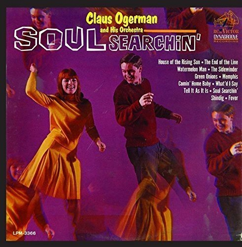 Claus Ogerman Soul Searchin' Made On Demand
