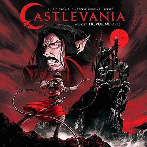 Castlevania Soundtrack (transparent Red) Trevor Morris