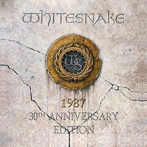 Whitesnake Whitesnake 2cd 30th Anniversary Edition