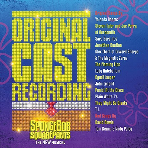 Spongebob Squarepants The New Musical Original Cast Recording