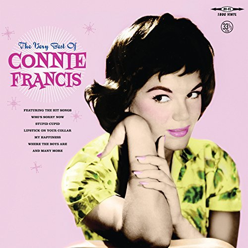 connie-francis-the-very-best-of-connie-francis