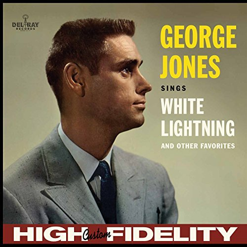 George Jones Sings White Lightning & Other Favorites Lp