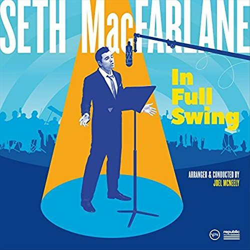 Seth Macfarlane In Full Swing