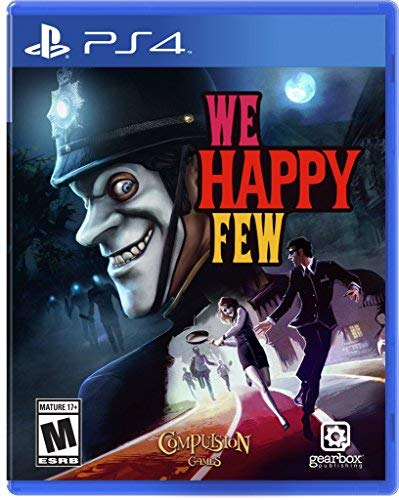 Ps4 We Happy Few