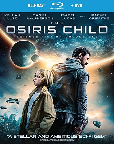 The Osiris Child Lutz Macpherson Lucas Blu Ray DVD Nr