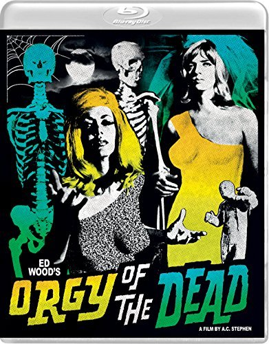 Orgy Of The Dead Orgy Of The Dead Blu Ray R