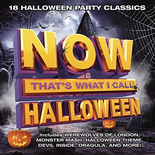 Now That's What I Call Halloween Now That's What I Call Halloween (orange & Purple Vinyl) 2lp 150g