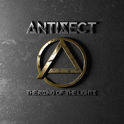 Antisect Rising Of The Lights Import Gbr
