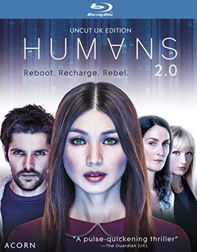 Humans 2.0 Chan Parksinson Blu Ray Nr