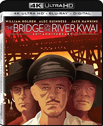Bridge On The River Kwai Holden Guinness 4k Pg