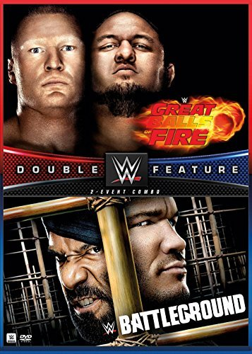 Wwe Great Balls Of Fire Battleground 2017 DVD