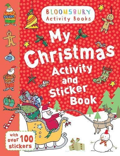 Bloomsbury Group My Christmas Activity & Sticker Book